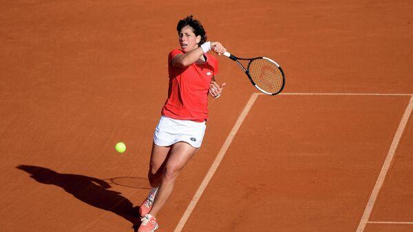 Испанская теннисистка Карла Суарес Наварро