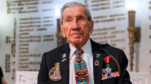 Ветеран Второй мировой войны Чарльз Норман Шей