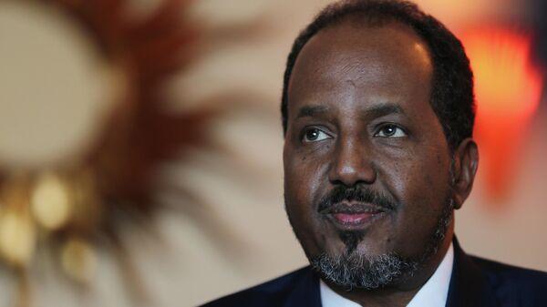 Бывший президент Сомали Хассан Шейх Махмуд
