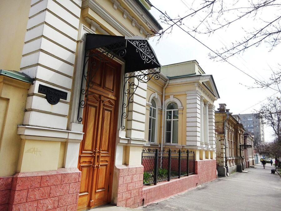 Дом Давидовича