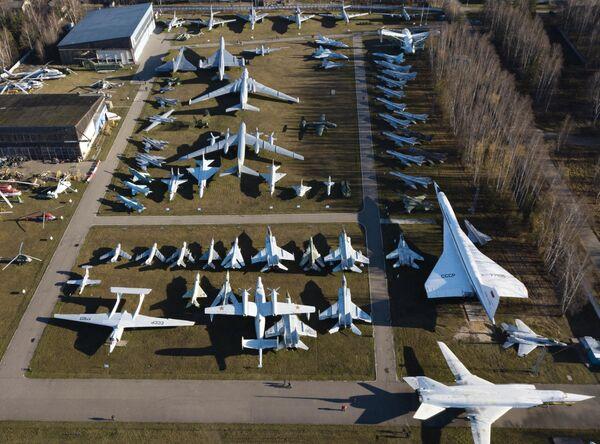 Центральный музей ВВС РФ в Московской области