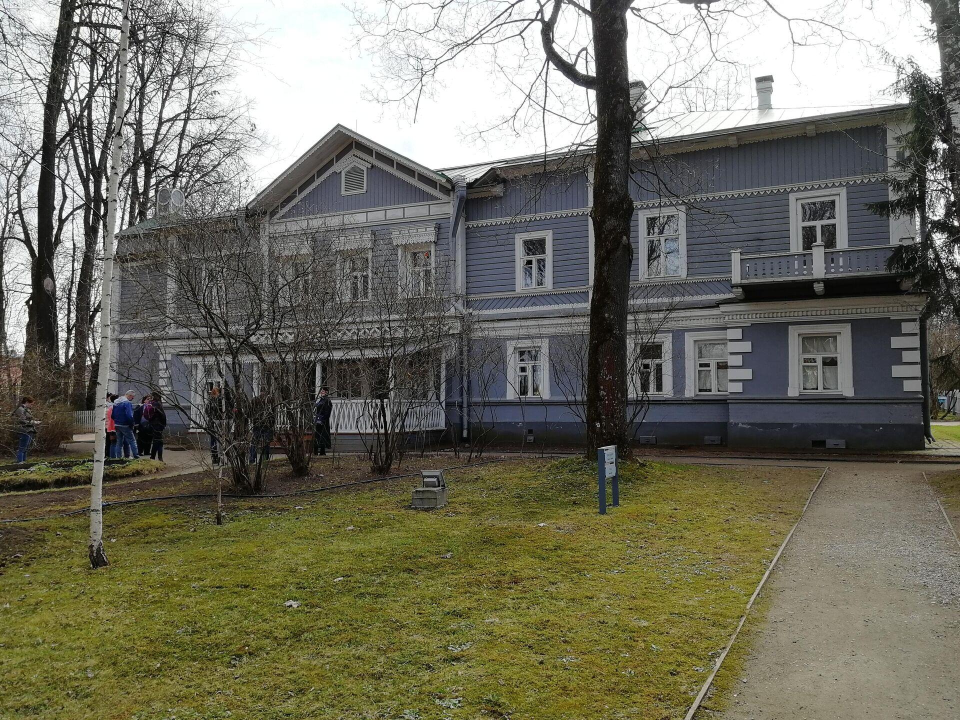 Клин. Дом, в котором Чайковский жил в 1892-1893 годах - РИА Новости, 1920, 12.05.2021