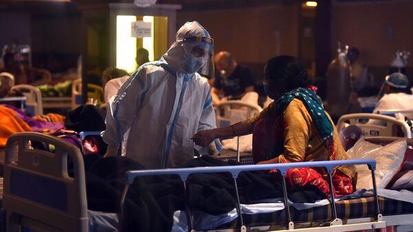 Ситуация в Индии в связи с коронавирусом