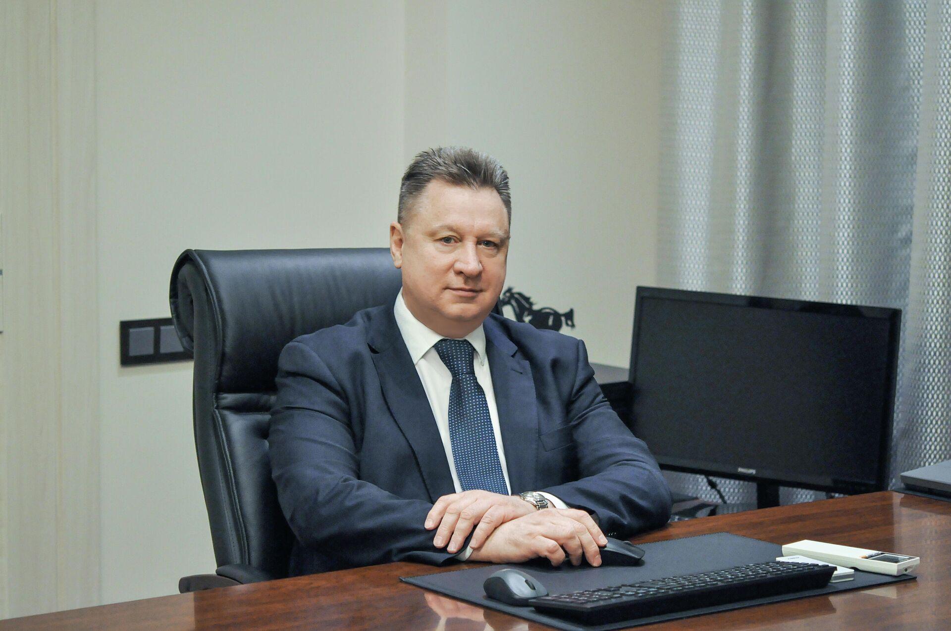 Генеральный директор НИИ Полюс, доктор технических наук, профессор Евгений Кузнецов - РИА Новости, 1920, 29.04.2021