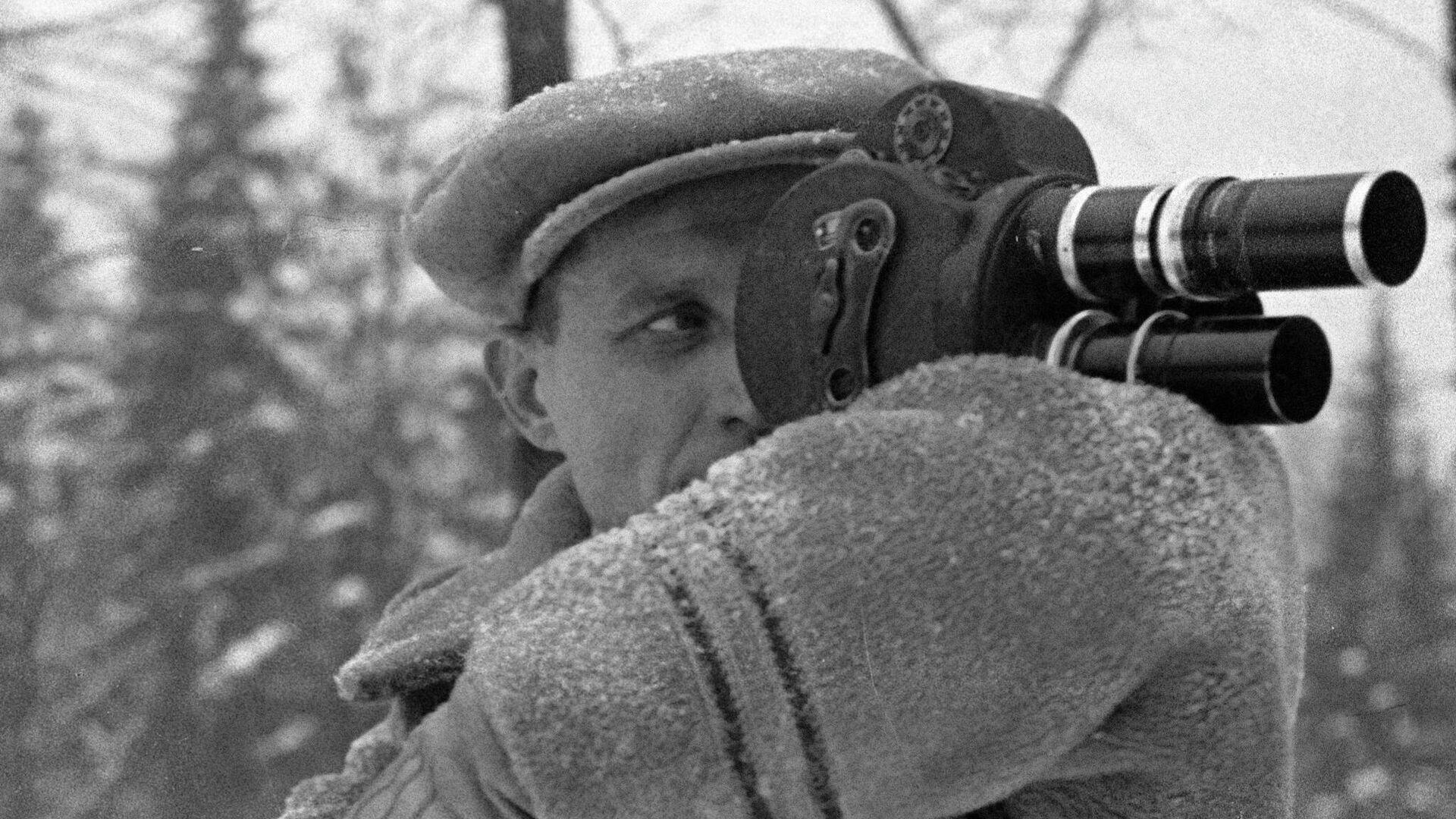 Советский кинооператор Эдуард Тиссэ - РИА Новости, 1920, 04.05.2021