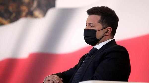 Рабочий визит Президента Украины Владимира Зеленского в Польшу