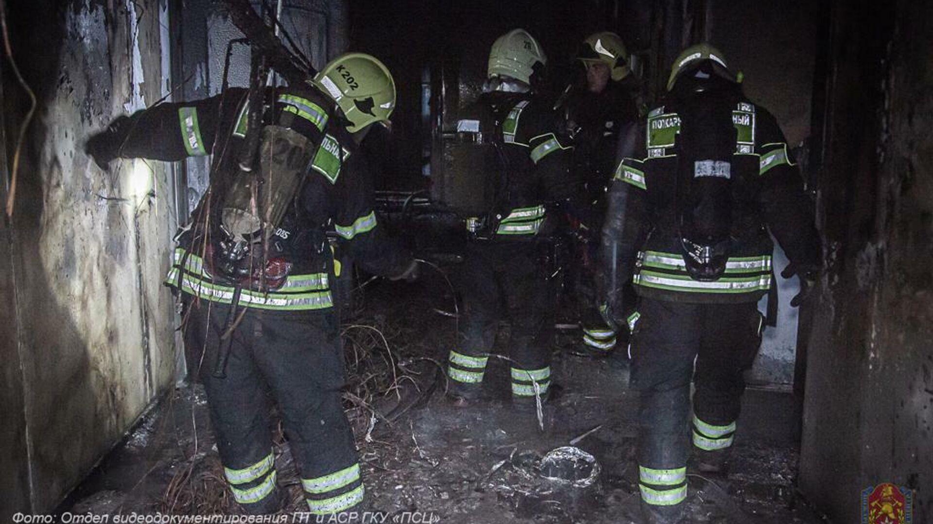 СК попросил арестовать фигурантов дела о пожаре в московской гостинице