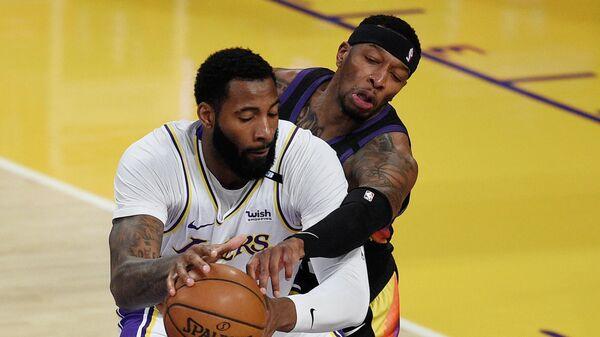 Матч НБА Лос-Анджелес Лейкерс - Финикс Санз