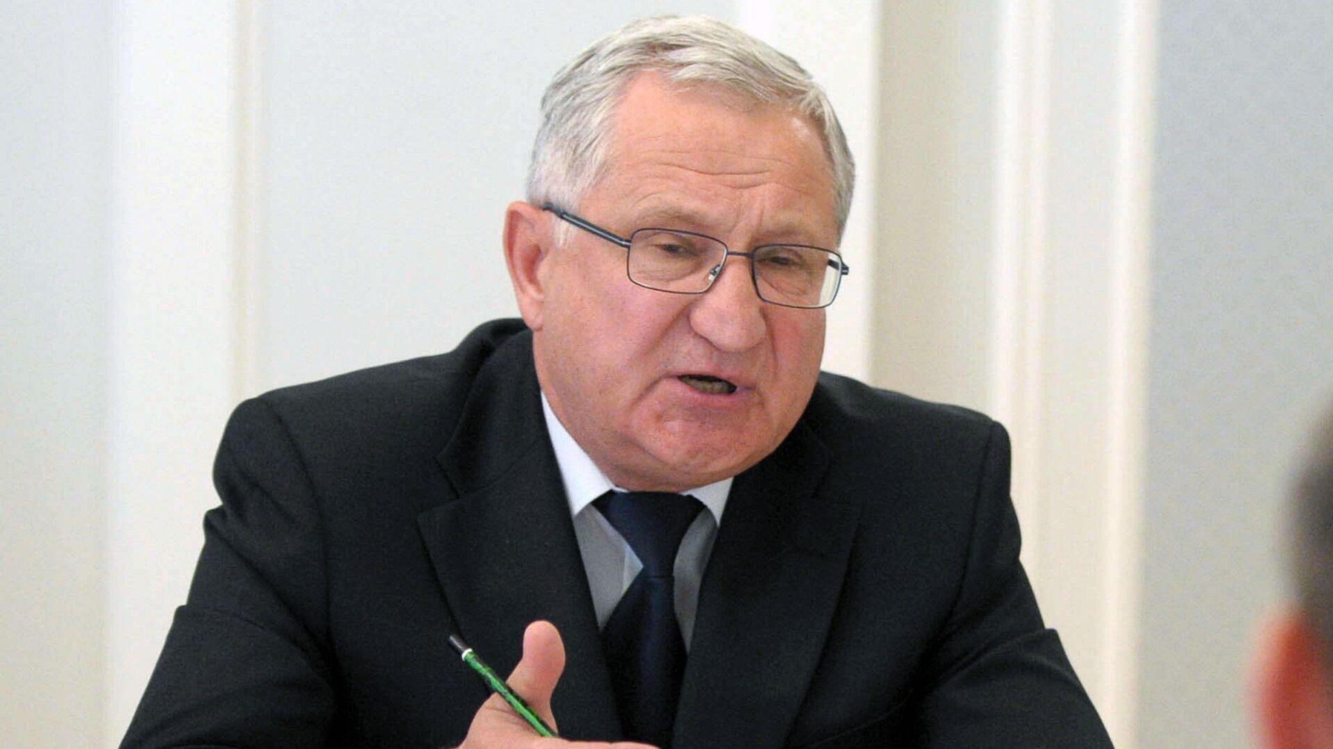 Первый помощник секретаря Совета Безопасности Российской Федерации Юрий Аверьянов - РИА Новости, 1920, 11.05.2021