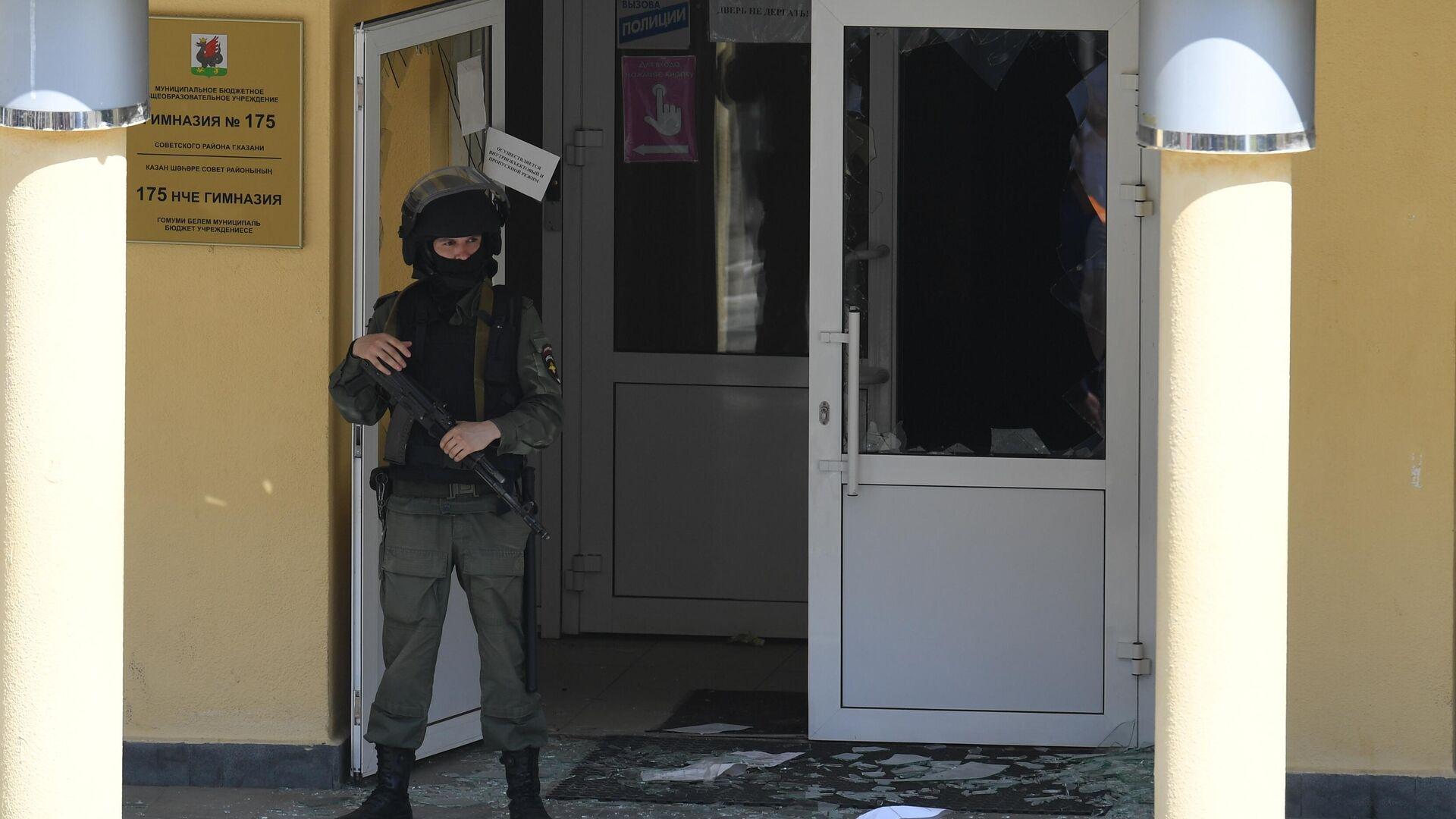 В Татарстане проверят информационные вбросы после стрельбы в школе
