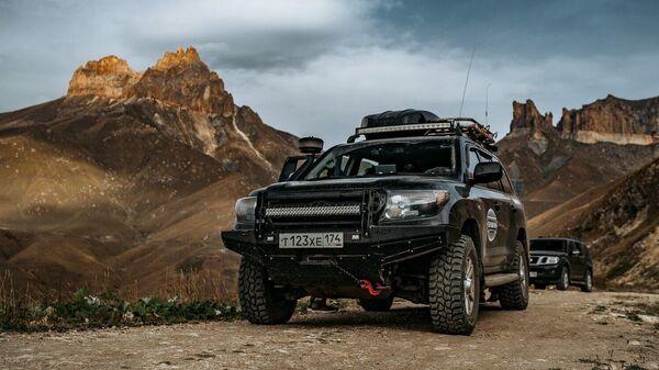 Автомобильная экспедиция на Кавказ