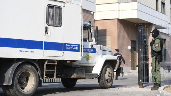 Избрание меры пресечения подозреваемому в стрельбе в школе Казани