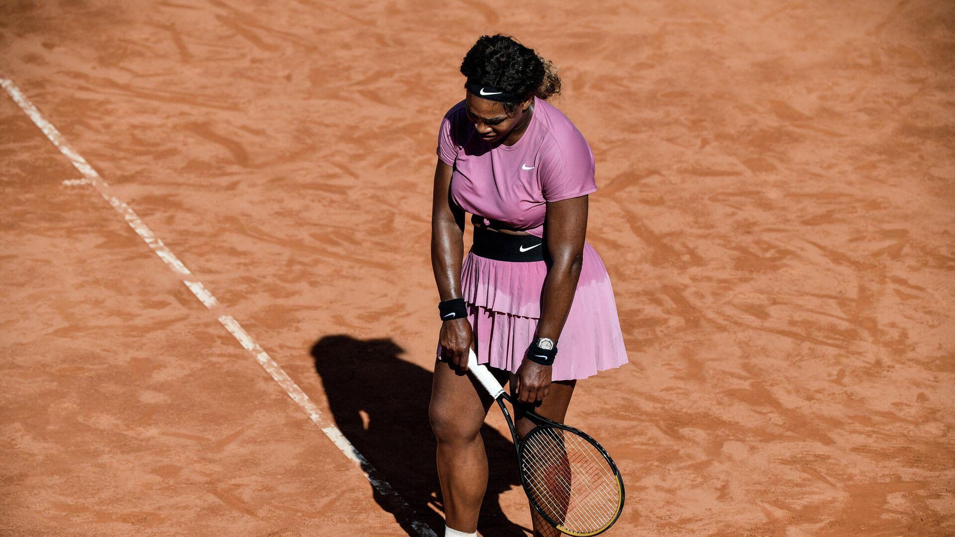 Теннисистка Серена Уильямс (США) - РИА Новости, 1920, 12.05.2021