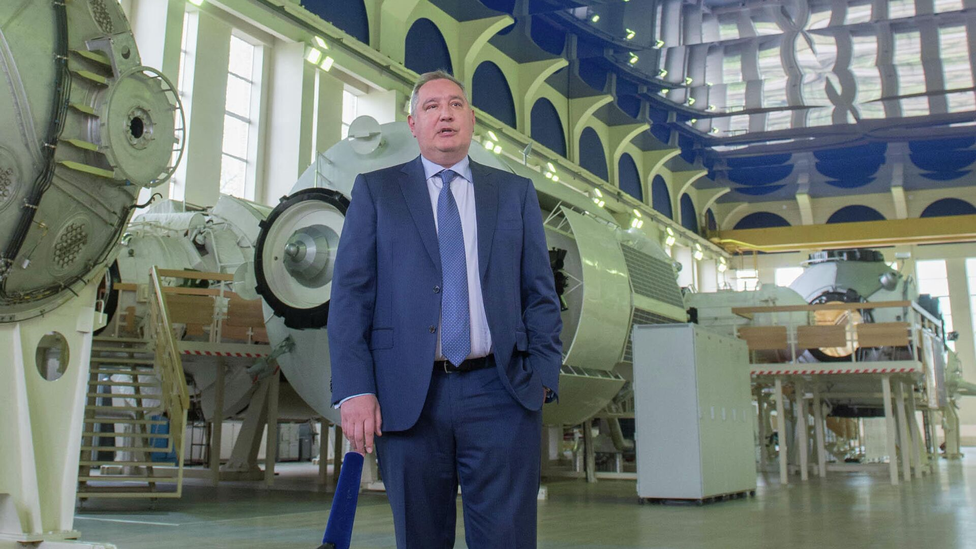 В Роскосмосе оценили планы Маска по колонизации Марса