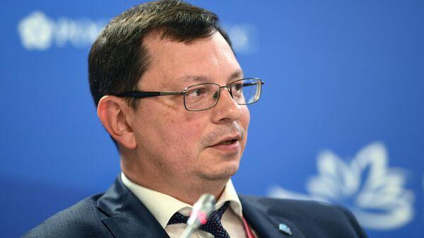 Ректор Дальневосточного федерального университета (ДВФУ) Никита Анисимов