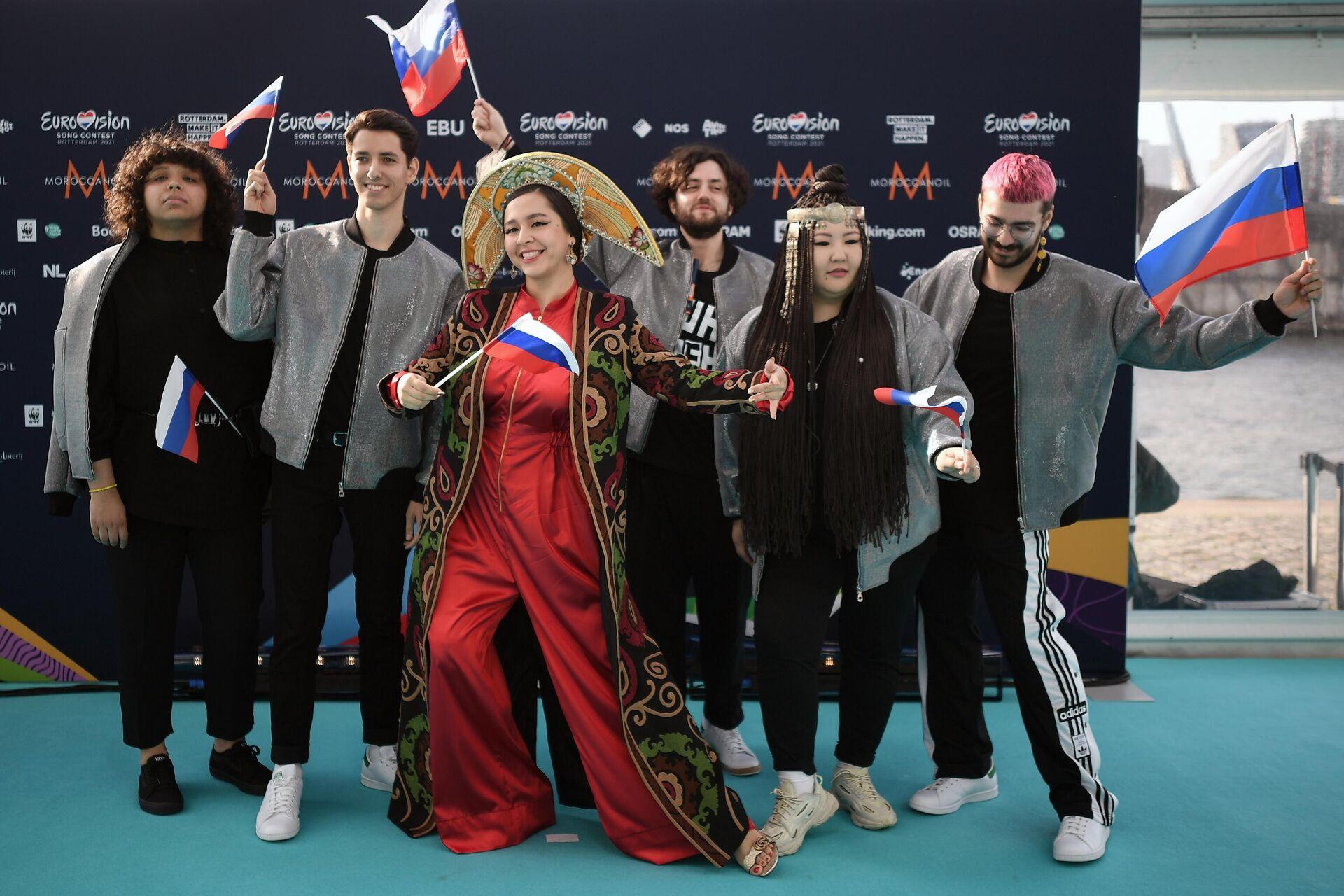 Международный конкурс песни Евровидение-2021 - РИА Новости, 1920, 16.05.2021