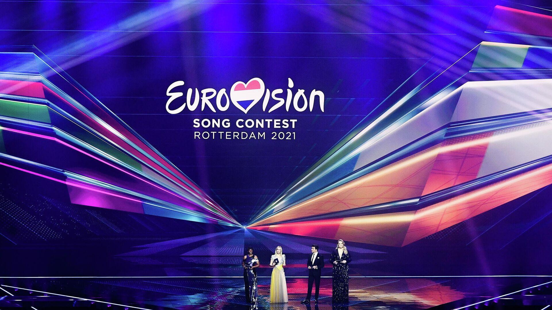 Конкурс Евровидение-2021 - РИА Новости, 1920, 21.05.2021