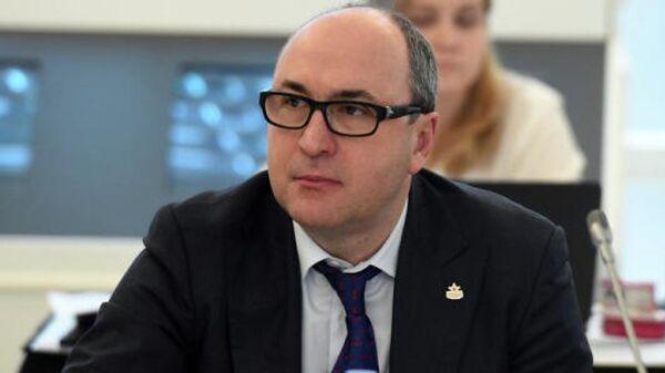 Президент ПХК ЦСКА Игорь Есмантович