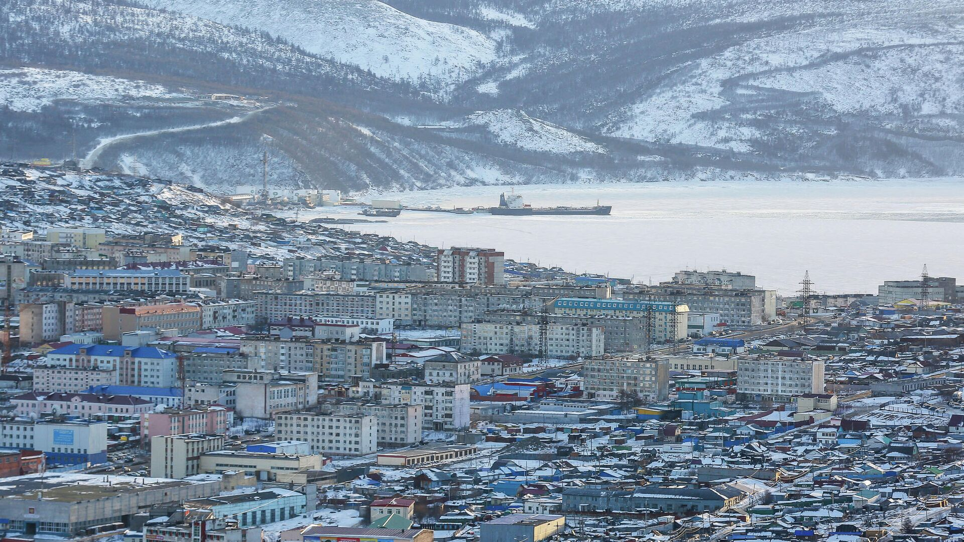 Колыма получит 30 млрд рублей на инфраструктурные проекты в течение 5 лет