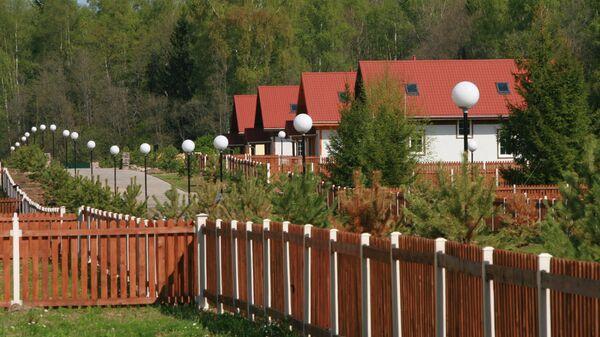 Строительство коттеджей в дачном поселке Славенка Истринского района, Московской области