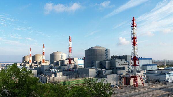 Тяньванская атомная электростанция, где будут сооружены новые энергоблоки российского дизайна