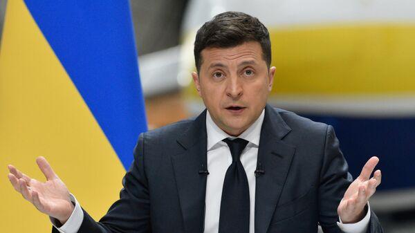 Зеленский заявил о провокациях в Донбассе