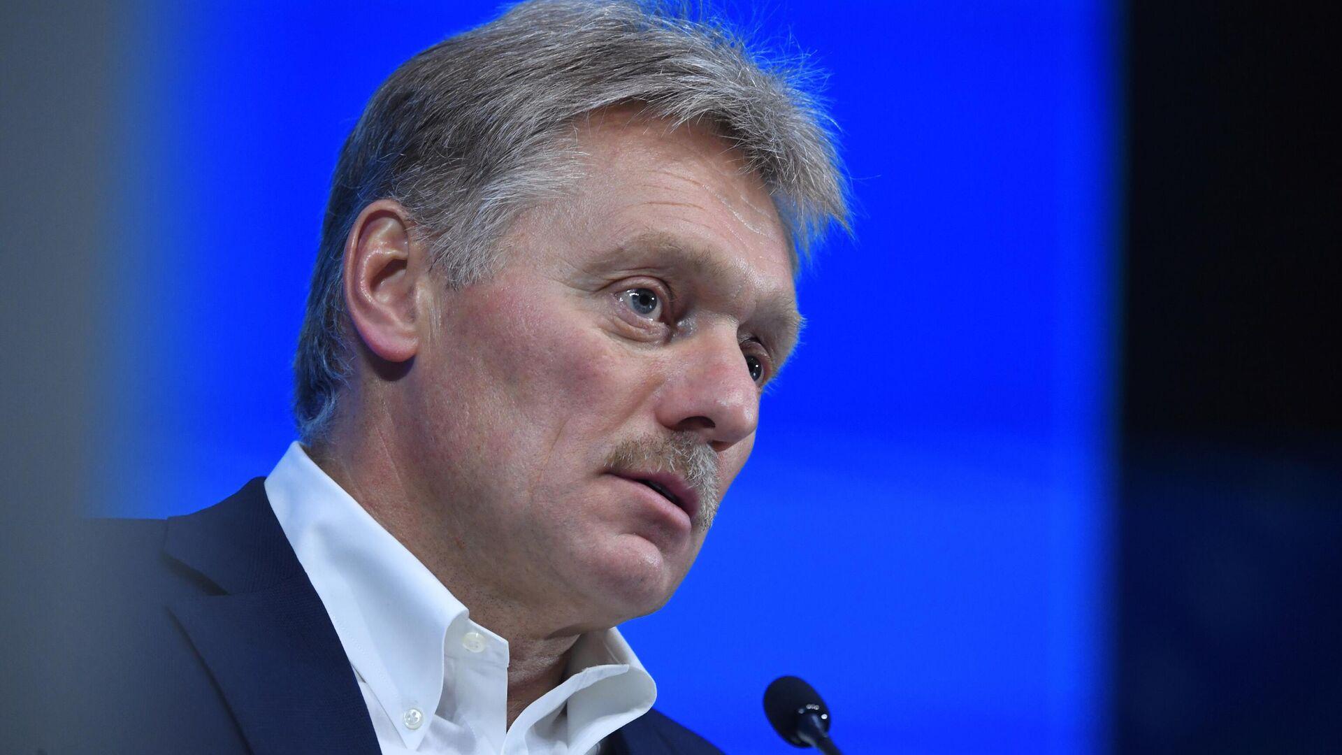 Песков заявил о причастности ЦРУ к операции Украины против россиян в Минске
