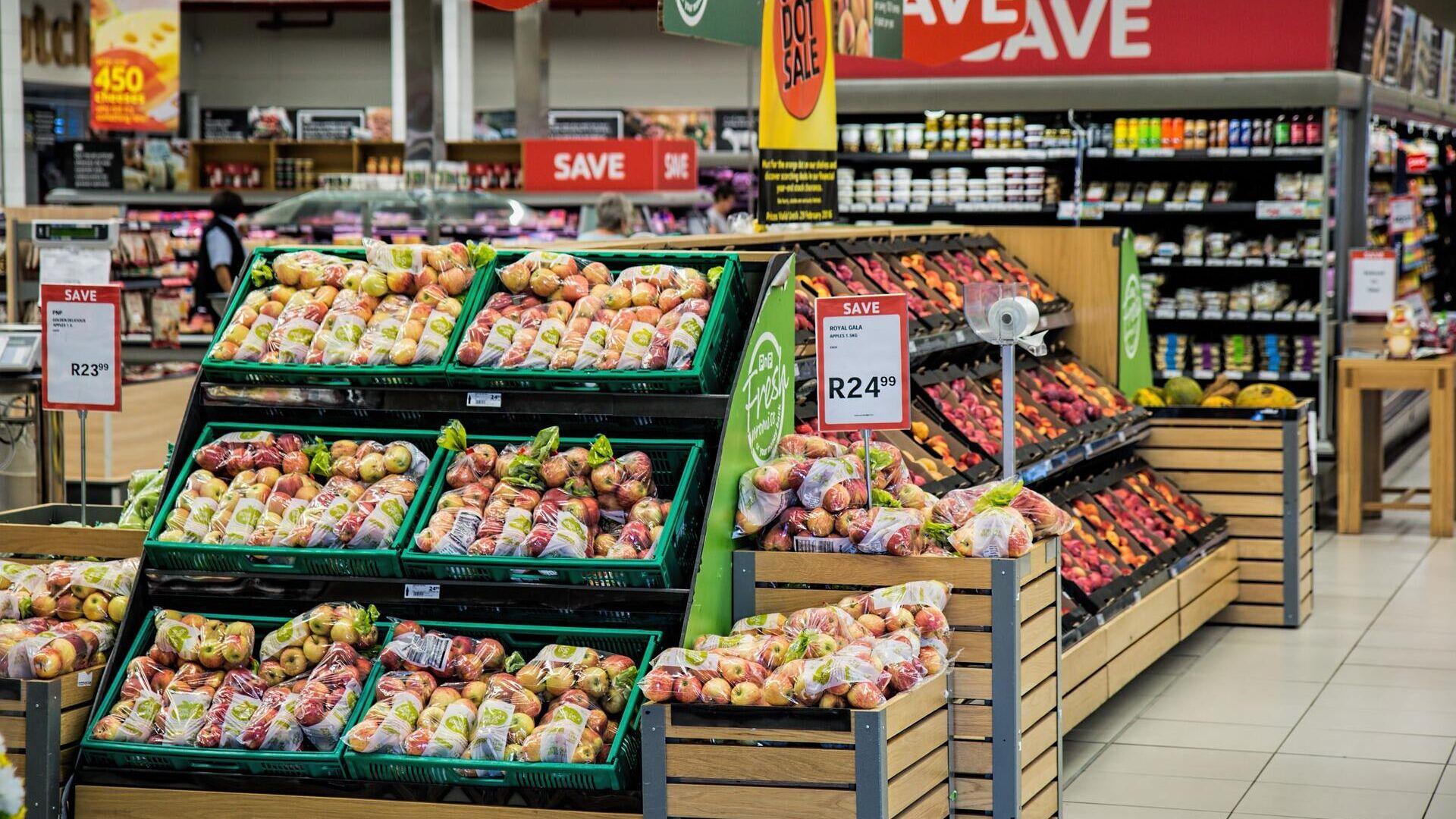 Росстат сообщил об увеличении выпуска продуктов питания в июне на 2,4%