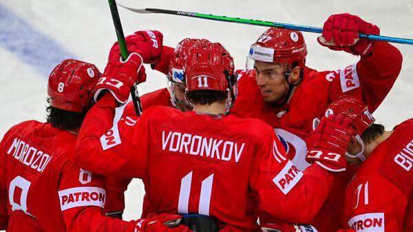 Мужская сборная России по хоккею