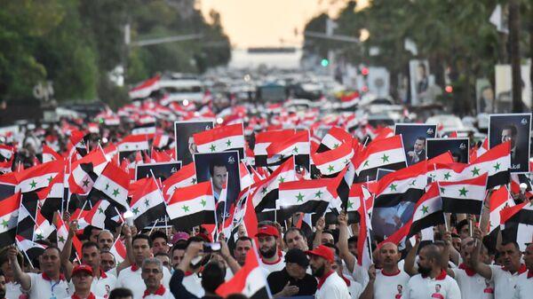 Источник назвал сроки начала работы конституционного комитета Сирии