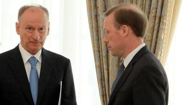 Лавров рассказал о встрече Патрушева с советником Байдена Салливаном