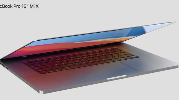 Раскрыт дизайн ноутбука MacBook Pro нового поколения
