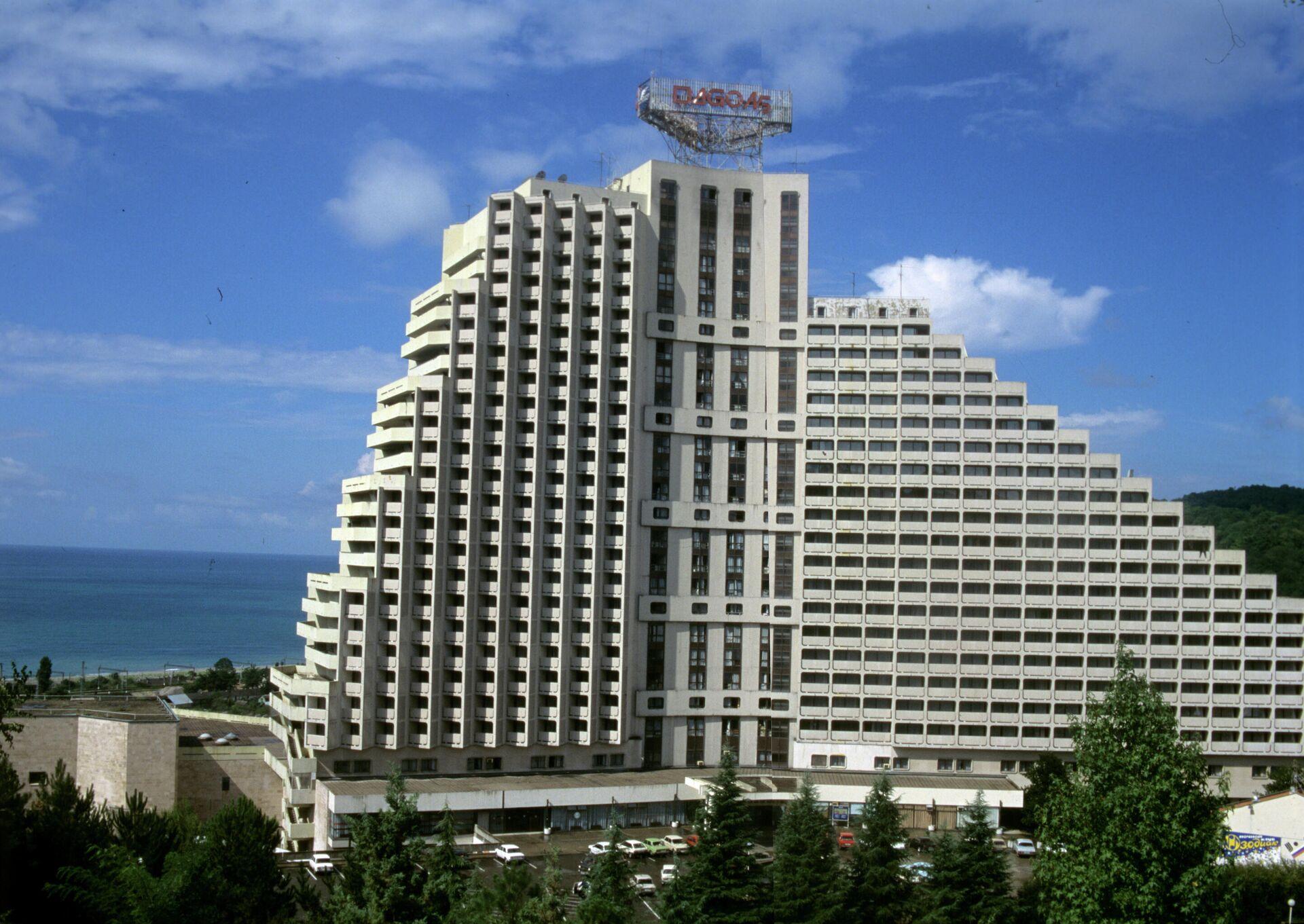 Здание гостиницы Дагомыс - РИА Новости, 1920, 26.05.2021