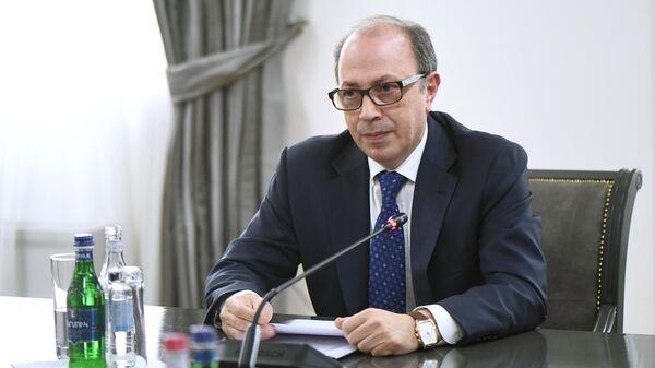 Исполняющий обязанности главы МИД Республики Армении Ара Айвазя