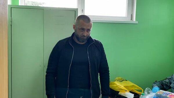 Передача вора в законе Циркача из Польши в Россию