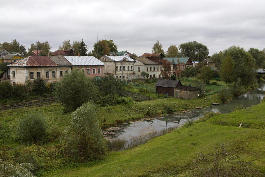 Село Вятское в Ярославской области
