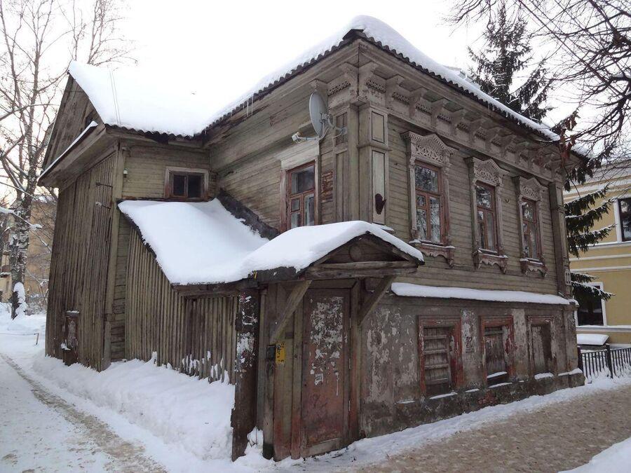 Нижний Новгород, ул. Новая, 22, 2019 год