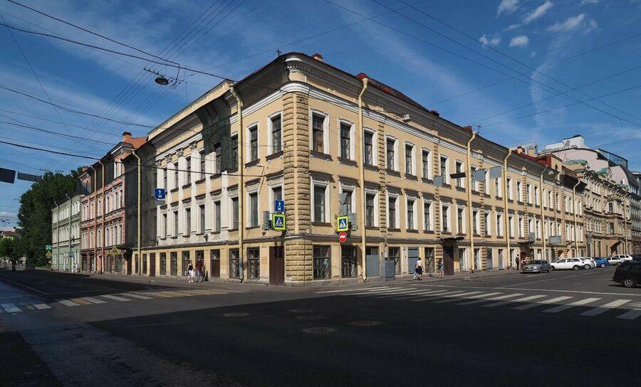 Дом Ф.И. Челищева (М.В. Кольбе), участвует в программе Памятник за рубль