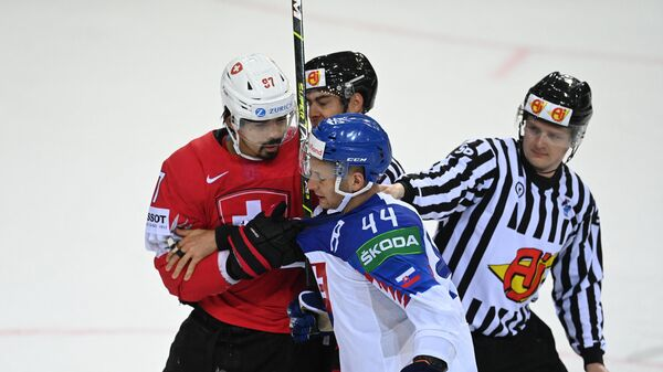 Мислав Росандич (на первом плане)