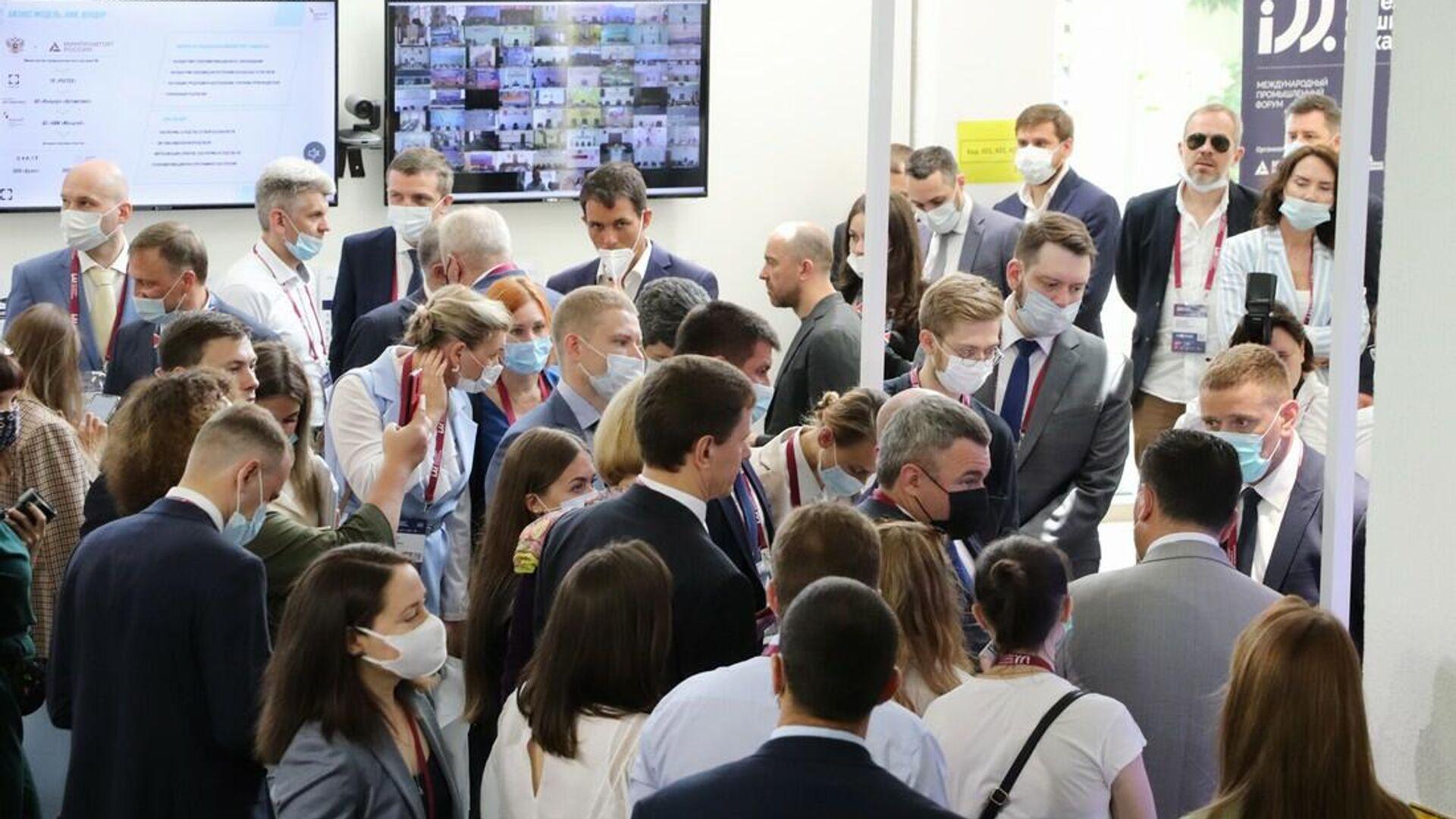 На выставке в Севастополе показали проект беспилотного аэротакси