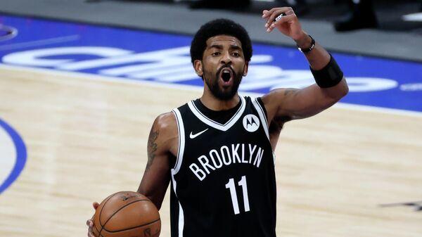 Баскетболист Бруклин Нетс Кайри Ирвинг