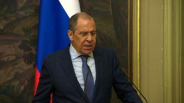Лавров о перспективе отключения России от SWIFT