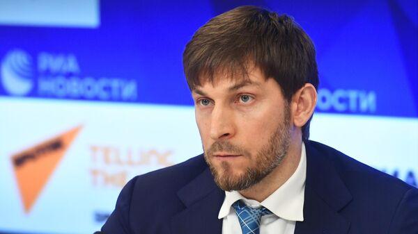 Специальный представитель президента РФ по вопросам изменения климата Руслан Эдельгериев