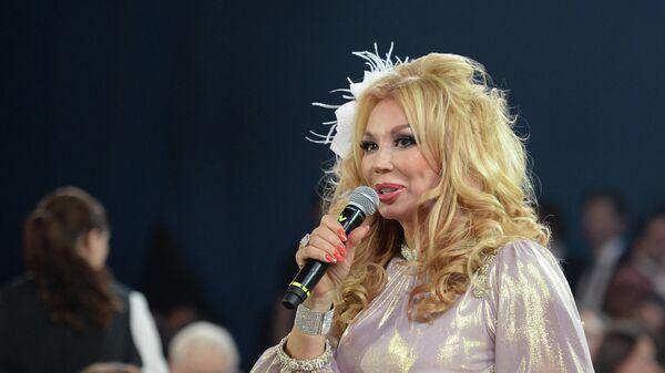 Певица Маша Распутина