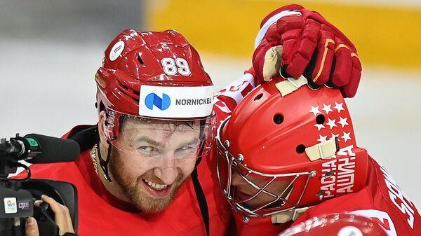 Никита Нестеров и Александр Самонов