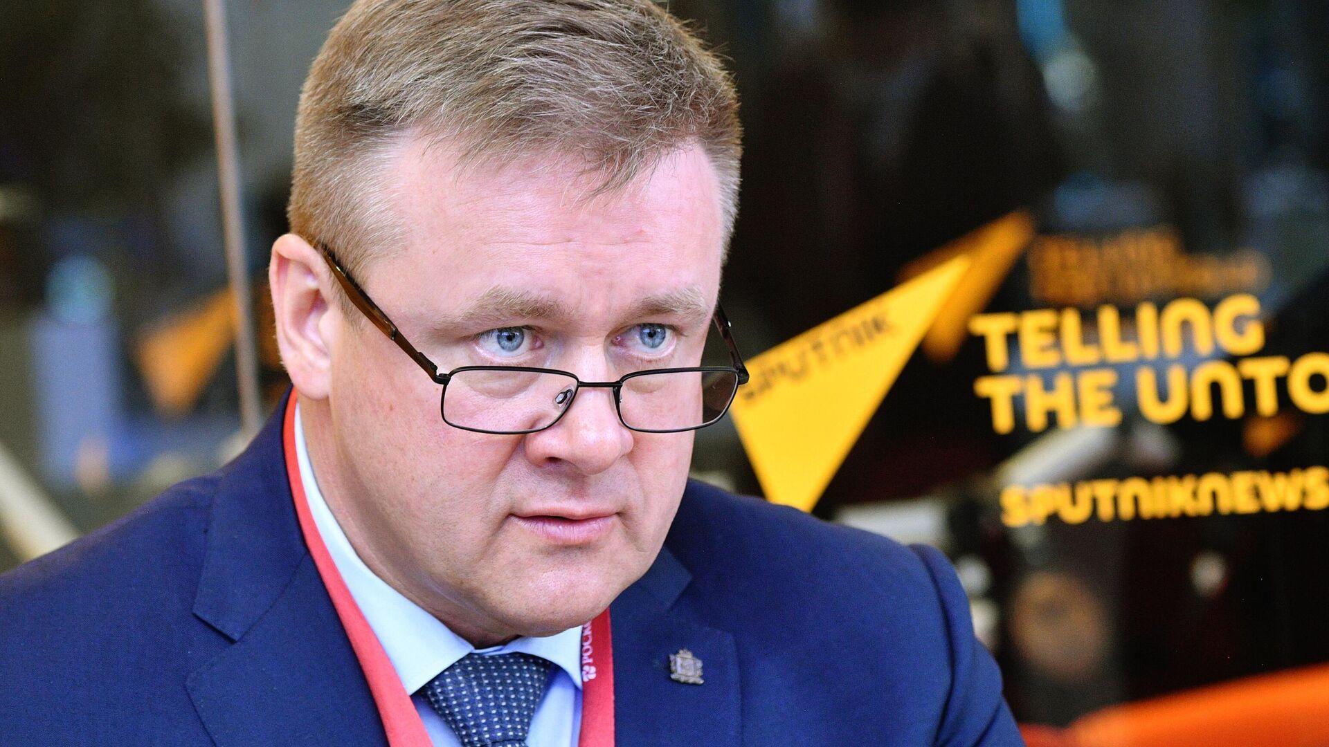 Губернатор Рязанской области рассказал о партнерстве с Казахстаном