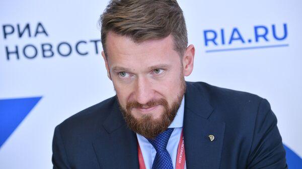 ПМЭФ-2021. Работа стенда МИА Россия сегодня