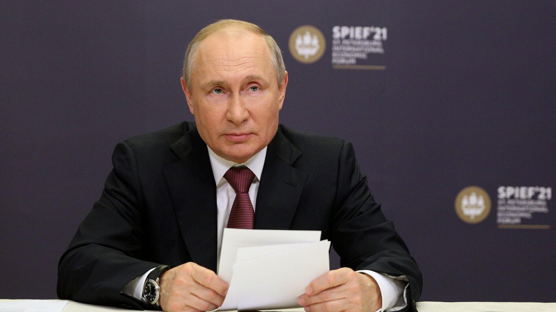 В Кремле ответили на вопрос о предложении Путину возглавить список ЕР