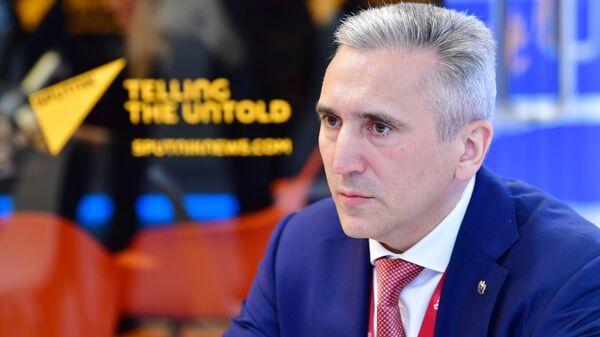Тюменский губернатор возьмет на контроль вопросы с прямой линии Путина