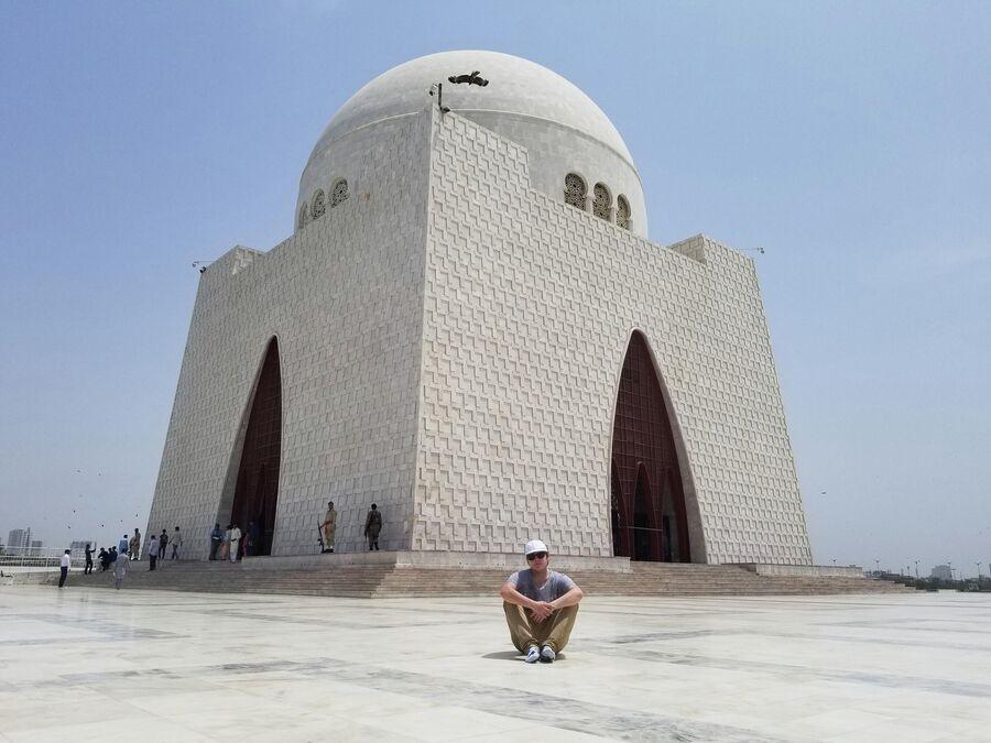 Мечеть в Пакистане